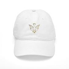 Golden Descent of The Holy Spirit Symbol Baseball Cap