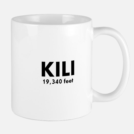 Kilimanjaro Coffee Mug