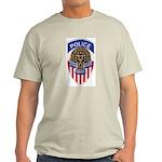 Louisville Police Ash Grey T-Shirt