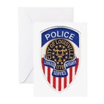 Louisville Police Greeting Cards (Pk of 10)