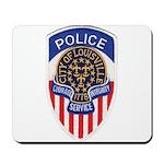 Louisville Police Mousepad