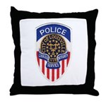 Louisville Police Throw Pillow