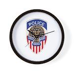 Louisville Police Wall Clock