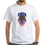 Louisville Police White T-Shirt