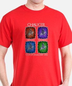 Chaucer 1392 Tour T-Shirt (Choose Color)