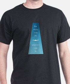 Water is My Sky T-Shirt