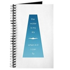 Water is My Sky Journal