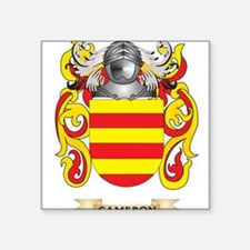 Cameron Coat of Arms Sticker