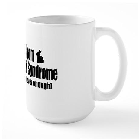 Multiple Rabbit Syndrome Large Mug