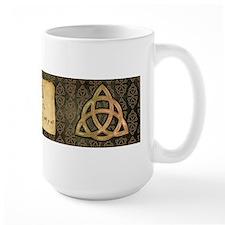 Triquetra Wiccan Rede Mug