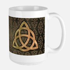 Triquetra Wiccan Rede Mug