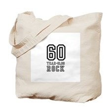 60  Tote Bag