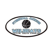 Beautiful Creatures - SJHS BB Patches