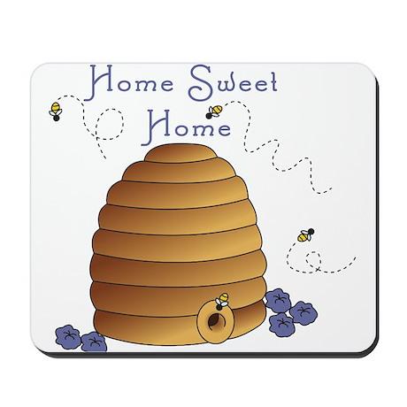 Home Sweet Home Mousepad