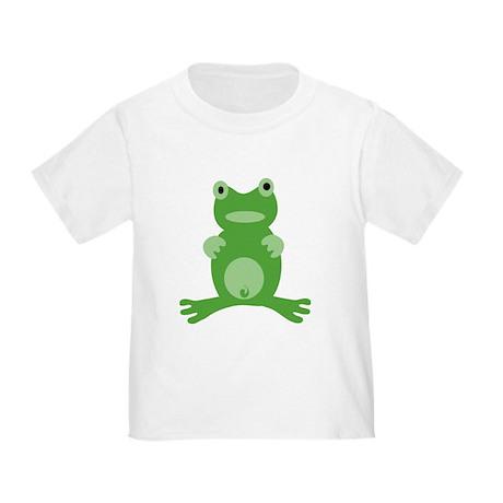 Frog Toddler T-Shirt