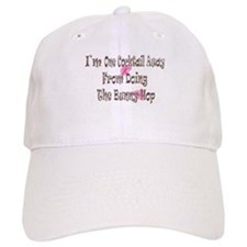 Im One Cocktail Away Bunny Hop .png Baseball Cap