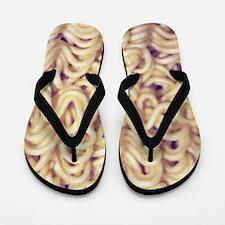 Ramen Flip Flops