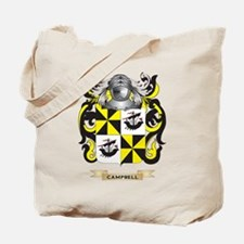 Campbell--(Ireland) Coat of Arms Tote Bag