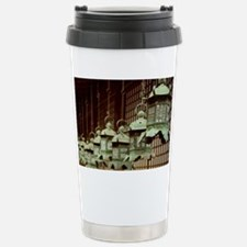 Japanese Lanterns Travel Mug