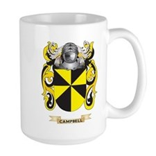 Campbell Coat of Arms Mug