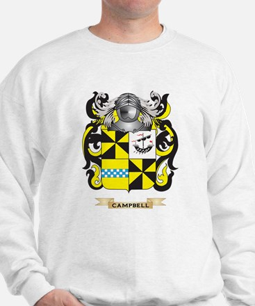 Campbell-2 Coat of Arms Sweater