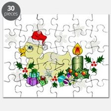 Christmas Duckie Puzzle