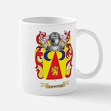 Campos Coat of Arms Mug