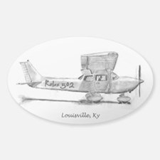 Cessna 172 Decal
