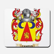 Campus Coat of Arms Mousepad