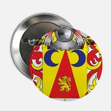 """Campus Coat of Arms 2.25"""" Button"""