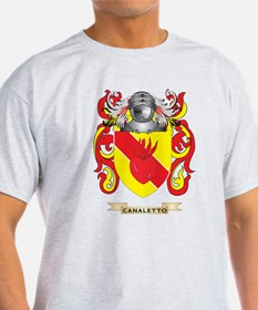 Canaletto Coat of Arms T-Shirt