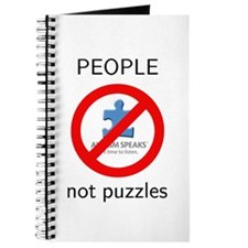PEOPLE not puzzles Journal