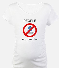 PEOPLE not puzzles Shirt