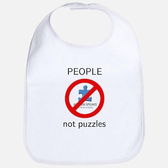 PEOPLE not puzzles Bib