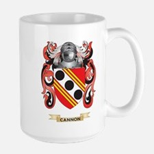 Cannon Coat of Arms Mug