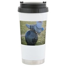soccer practice Travel Mug