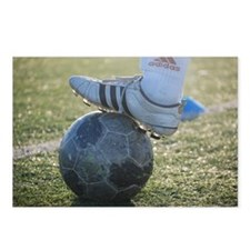 soccer practice Postcards (Package of 8)
