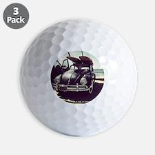 summer surfing Golf Ball
