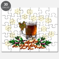Christmas Beer Puzzle