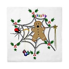 Gingerbread Sacrifice Queen Duvet