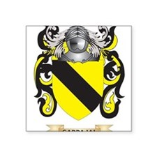 Carbajal Coat of Arms Sticker