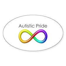 Autistic Pride Decal