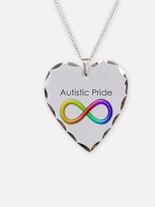 Autistic Pride Necklace