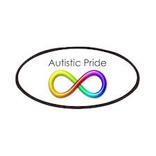 Autistic Pride Patches