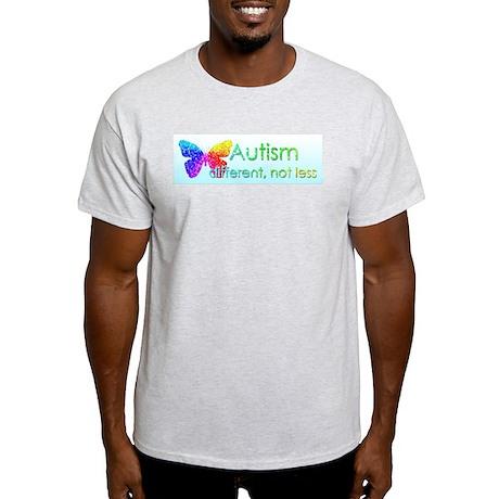 Autism Butterfly Light T-Shirt