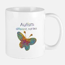 Autism: different, not less Mug