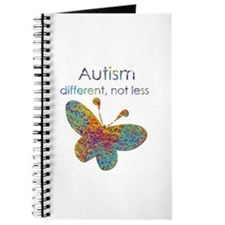 Autism: different, not less Journal