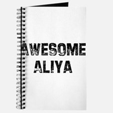 Awesome Aliya Journal