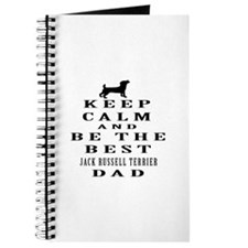 Jack Russell Terrier Dad Designs Journal