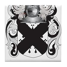 cargill Coat of Arms Tile Coaster